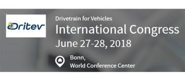 Drivetrain for Vehicles International Congress