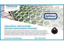 Necker Ram Housing Rework Case Study | Saint-Gobain Seals