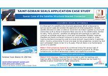 Satellite Structure Bracket Connector Case Study | Saint-Gobain Seals