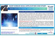 Weather Satellite Calibration Instrument Case Study | Saint-Gobain Seals