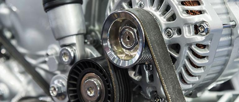 Automotive Powertrain, Belt Tensioner Solutions | Saint-Gobain Seals